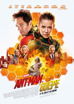Ant-Man and the Wasp (2018) แอนท์แมน 2