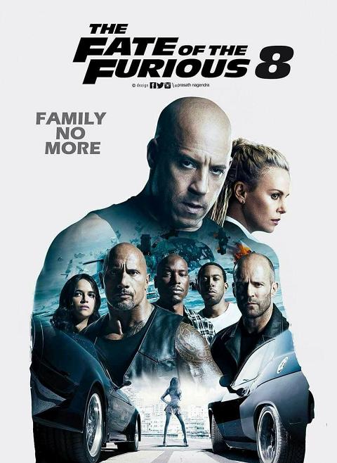 Fast And Furious 8 (2017) เร็วแรงทะลุนรก 8 ดูหนัง 123-HD.COM