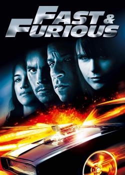 Fast and Furious 4 เร็วแรงทะลุนรก 4 ยกทีมซิ่ง แรงทะลุไมล์