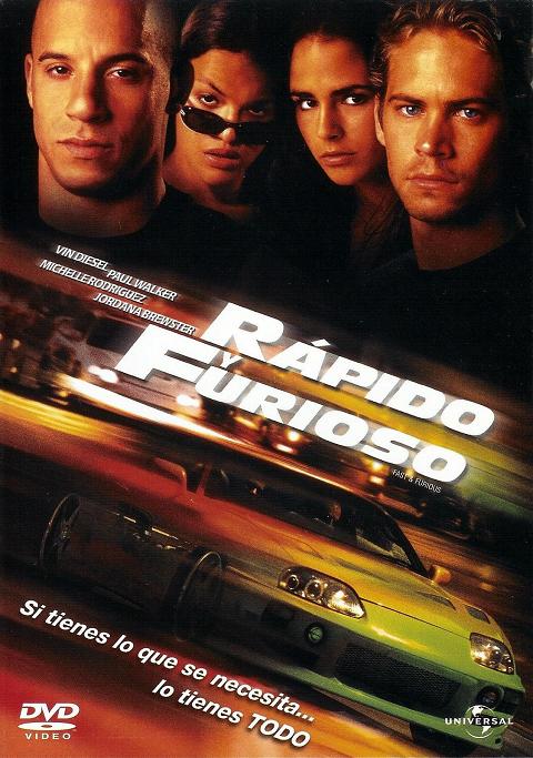 The Fast And Furious 1 (2001) เร็วแรงทะลุนรก 1 ดูหนัง 123-HD.COM