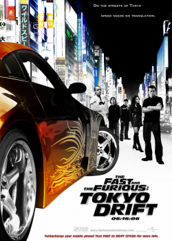 Fast 3 Tokyo Drift เร็วแรงทะลุนรก ซิ่งแหกพิกัดโตเกียว