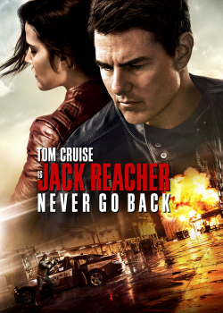 Jack Reacher 2 Never Go Back (2016) ยอดคนสืบระห่ำ 2