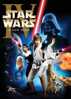 Star Wars 4 A New Hope สตาร์วอร์ส ภาค 4