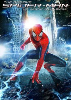The Amazing Spider Man (2012) ดิ อะเมซิ่ง สไปเดอร์แมน