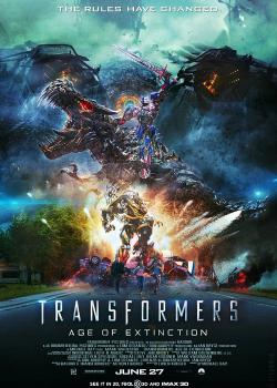 Transformers 4 (2014) ทรานฟอร์เมอร์ 4