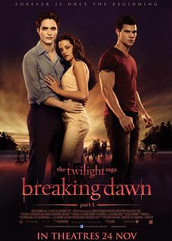 Vampire Twilight 4 Saga Breaking Dawn Part 1 (2011) แวมไพร์ ทไวไลท์ ภาค 4 เบรคกิ้งดอว์น ตอนที่ 1