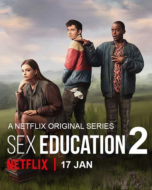 ผลการค้นหารูปภาพสำหรับ Sex Education 2 (2020)