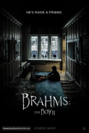 The Boy 2 Bramhs Curse (2020) ตุ๊กตาซ่อนผี 2