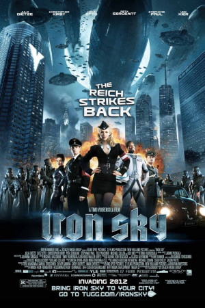 Iron Sky (2012) ทัพเหล็กนาซีถล่มโลก