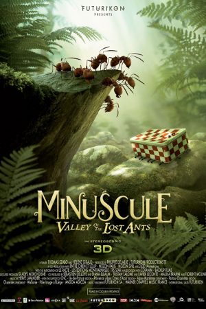Minuscule Valley of the Lost Ants (2013)